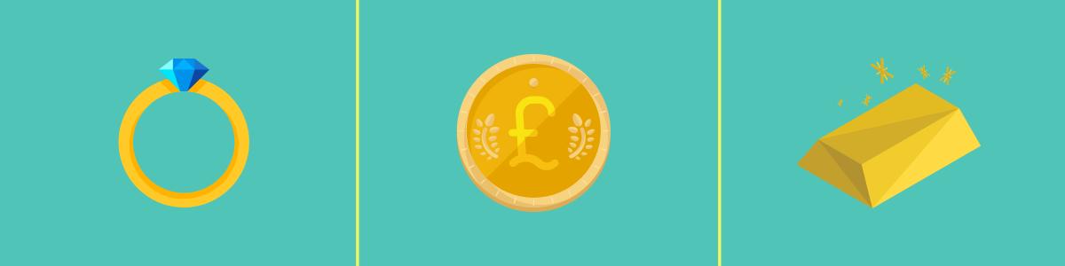 ინვესტირება ოქროში