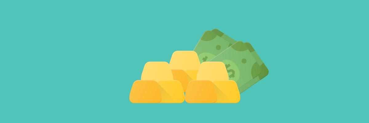 ოქროთი ვაჭრობა საქართველოში