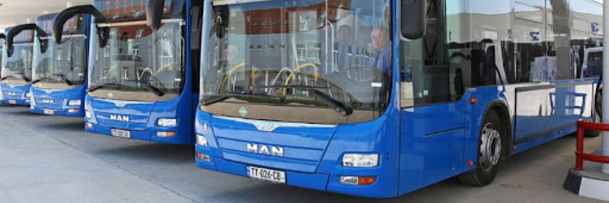თბილისში ახალი ავტობუსები და სამარშუტო ტაქსები იმოძრავებს post thumbnail image